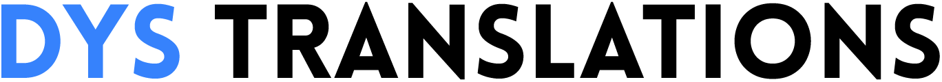 DYS Translations Logo
